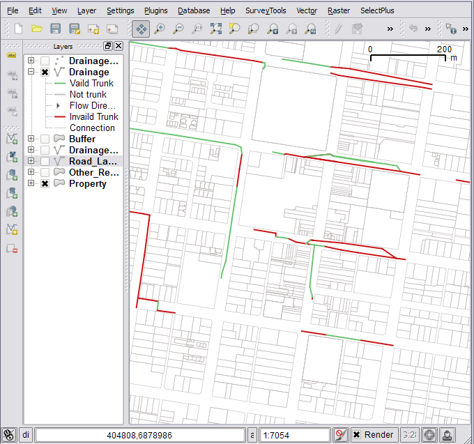 One of my favorite features of QGIS – Rule based styling  – Nathan