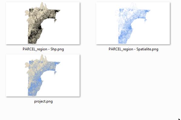 qgis2img – A QGIS render benchmarking tool and image